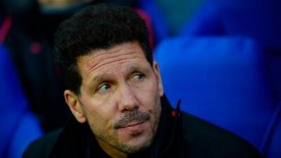 Simeone asegura que le está cambiando la historia al Atlético de Madrid