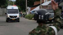 Capturan al presunto responsable de un atentado con carro bomba en una base militar en Colombia