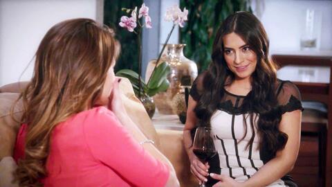 'Por amar sin ley' - Alejandra no dejará que nadie la separe nuevamente de Ricardo - Escena del día
