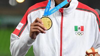 México en el umbral de romper récord de medallas de oro en Panamericanos