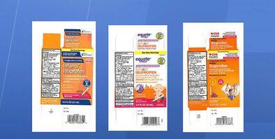 Walmart y CVS amplían el retiro del mercado de ibuprofeno para bebés