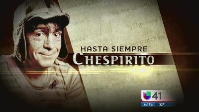 """Muere """"Chespirito"""" a los 85 años"""