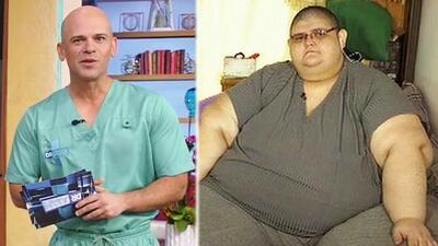 500 libras menos y contando: así luce ahora Juan Pedro, quien fuera 'el hombre más obeso del mundo'