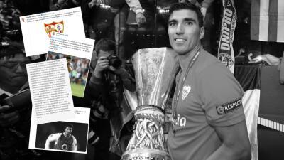 Cesc, Ramos, Arsenal, Sevilla y más: los mensajes de dolor por la muerte de la 'Perla' Reyes