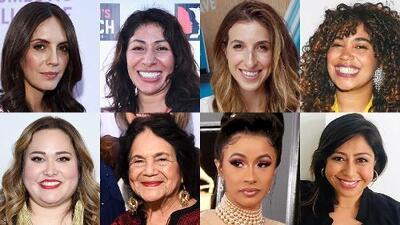 Para estas latinas el éxito también es apoyar a otras mujeres