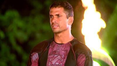 Te presentamos a la nueva pareja de Pedro Moreno en Reto 4 Elementos (solo él se atrevió a elegirla)