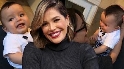 Karla Martínez se pregunta si debería convencer a su esposo de tener un varón tras consentir al hijo de Ana Patricia