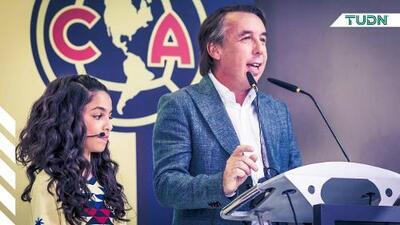 """Emilio Azcárraga celebra al """"equipo más grande de México"""""""