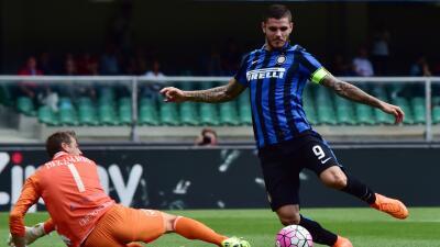 Inter gana en Verona al Chievo y sigue su paso perfecto en Italia