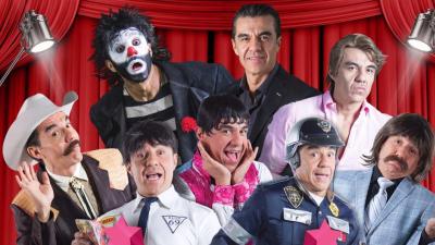 Las distintas caras de Adrián Uribe