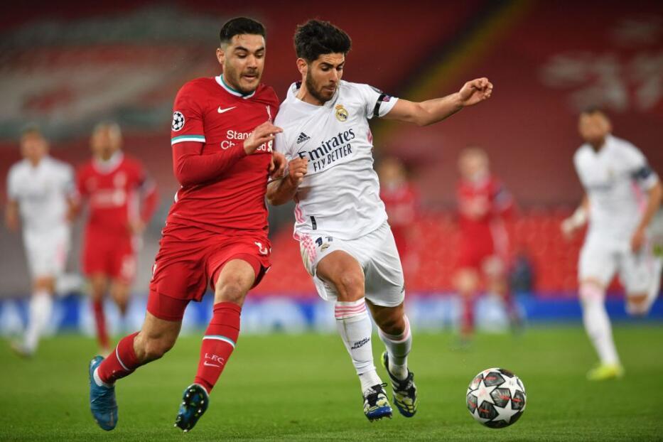 EN VIVO   Se juega el segundo tiempo del Liverpool-Real Madrid