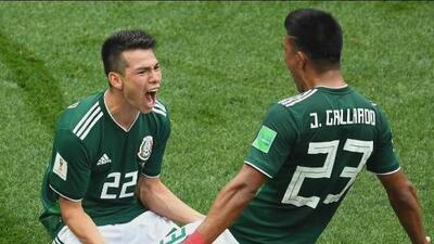 México vs. Alemania, uno de los tragos dulces que le ha dejado el Mundial a Luis Omar Tapia