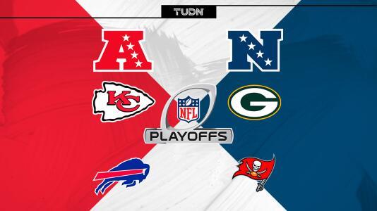 ¿Quiénes al Super Bowl? Listas las Finales de Conferencia