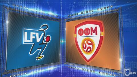 Liechtenstein 0-2 Macedonia - GOLES Y RESUMEN - Grupo 4 - UEFA Nations League