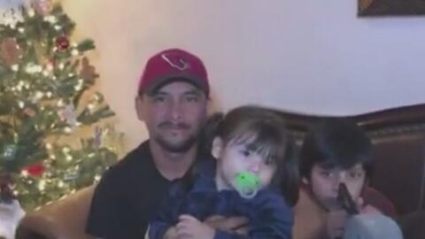 Padre de familia con enfermedades crónicas pide ayuda para dar regalos de navidad a sus hijos
