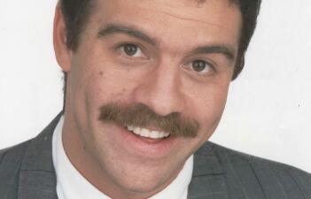 Ari Telch, un galán de los años 90 que sigue cautivando
