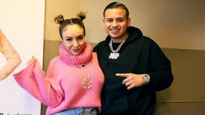 Vocalista de Fuerza Régida manifiesta su emoción por la nominación a Premios Juventud
