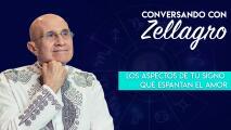 Conversando con Zellagro: los aspectos de tu signo que espantan el amor