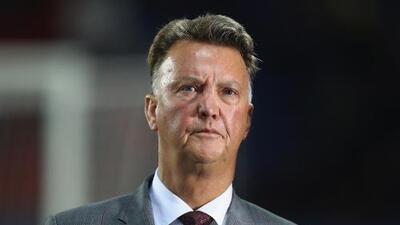 Louis Van Gaal, entre el retiro y esperar una revancha con el United