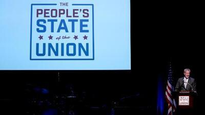 Las voces a favor y en contra de lo pronunciado por Bill de Blasio en el Estado de la Ciudad
