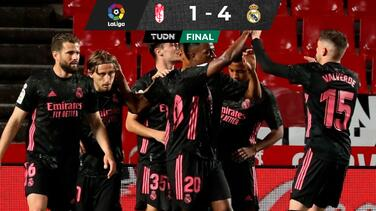 Cierre de alarido: Real Madrid gana y sigue a la caza del Atleti por LaLiga