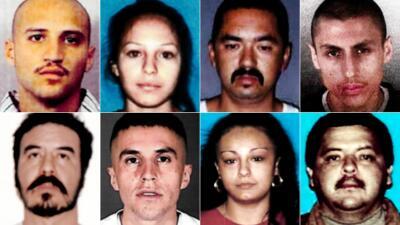Cruzaron la frontera hacia México para escapar de la justicia en EEUU: el FBI pide ayuda para encontrar a estos fugitivos (fotos)