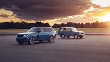 Land Rover celebra los 50 años de la Range Rover con esta edición especial
