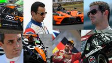 Estos son los espectaculares autos de la Race Of Champions en Miami