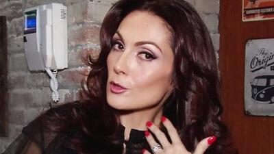 ¿Nora Salinas se casa? Descubrimos a la actriz con un anillo en su dedo