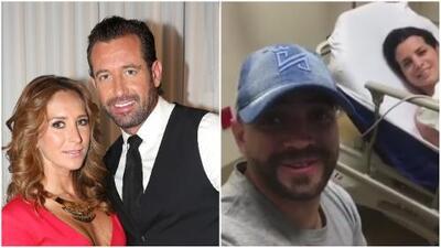 """Geraldine Bazán le desea """"mucho éxito"""" a Gabriel Soto y la esposa de Nacho termina en el hospital"""