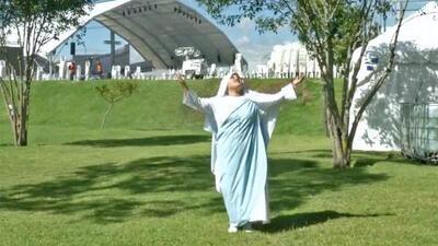 Esta monja canta rap y esta vez lo hará para el Papa