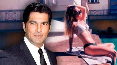 """""""Tápese"""":así reaccionó Arturo Carmona cuando vio que su hija publicó una foto en bikini"""