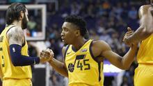 Donovan Mitchell renovó su contrato con los Utah Jazz