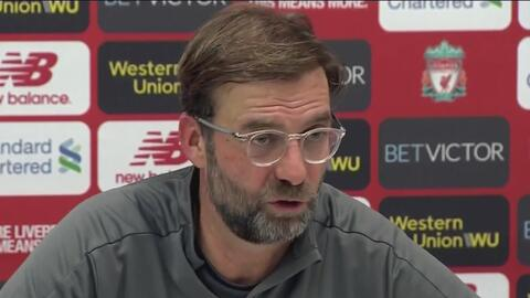 Jürgen Klopp no teme en enfrentar a Bayern Múnich en los Octavos de Final