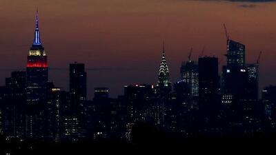 Nueva York vivirá una noche libre de lluvias y con cielos mayormente despejados este jueves