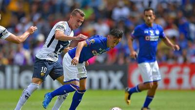 Cómo ver Cruz Azul vs. Pumas en vivo, por la Liga MX