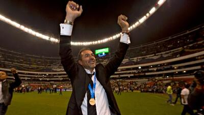 Gustavo Matosas, de ser candidato para México a ser el rival en Copa Oro