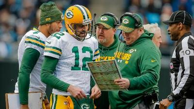 "Aaron Rodgers acalla polémicas: ""Mi rol en Green Bay es jugar de quarterback"""