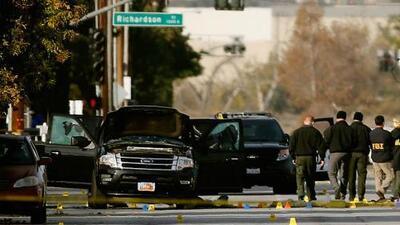 Tres muertos dejó tiroteo en escuela de San Bernardino en California