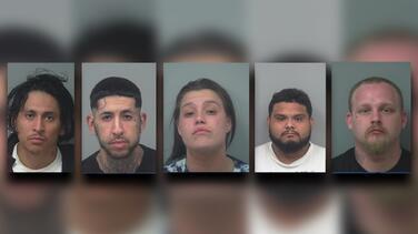 Unidad de Pandillas del condado de Gwinnett arresta a cinco sospechosos tras redada por drogas