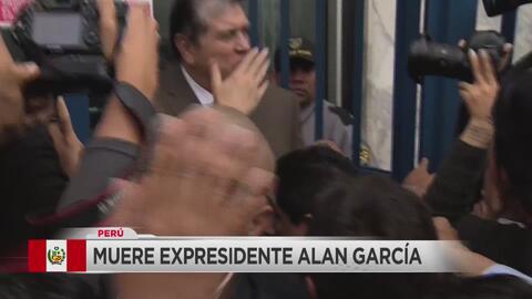 Expresidente de Perú fallece