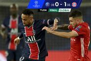 ¡Adiós, campeón! PSG perdió, pero avanzó a Semis sobre Bayern Munich