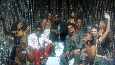 "Gucci Mane, Kodak Black and Bruno Mars get ""Super Fly"""