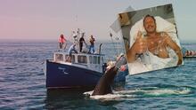 Buzo asegura que fue tragado por una ballena en Massachusetts, como el Jonás de la Biblia