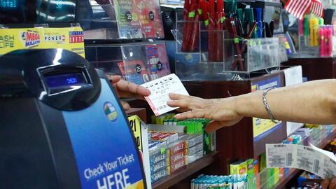'Los Ángeles en un Minuto': boleto ganador de la lotería Powerball se vendió en Sun City, California