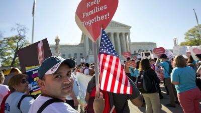 La Corte Suprema escuchó argumentos sobre la Acción Ejecutiva para decidir el futuro de DACA y DAPA