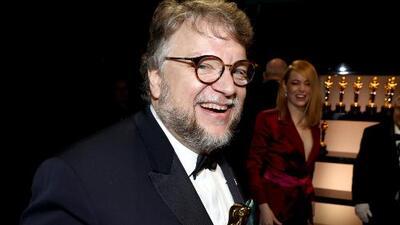 """""""Mi padre y mi madre estaban en mi mente"""": Guillermo del Toro revela en que pensaba cuando anunciaron su victoria"""
