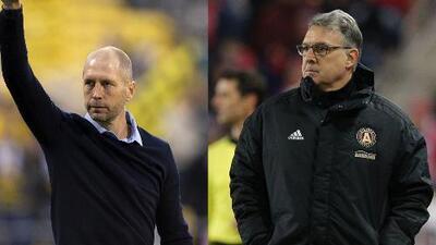 Berhalter vs. Tata: Los próximos seleccionadores del Team USA y de México en números fríos en MLS