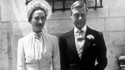 Wallis Simpson, la amante real que hizo abdicar a un rey por amor
