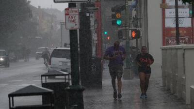 Así se preparan en Nueva Orleans ante la amenaza devastadoras inundaciones por la tormenta Barry